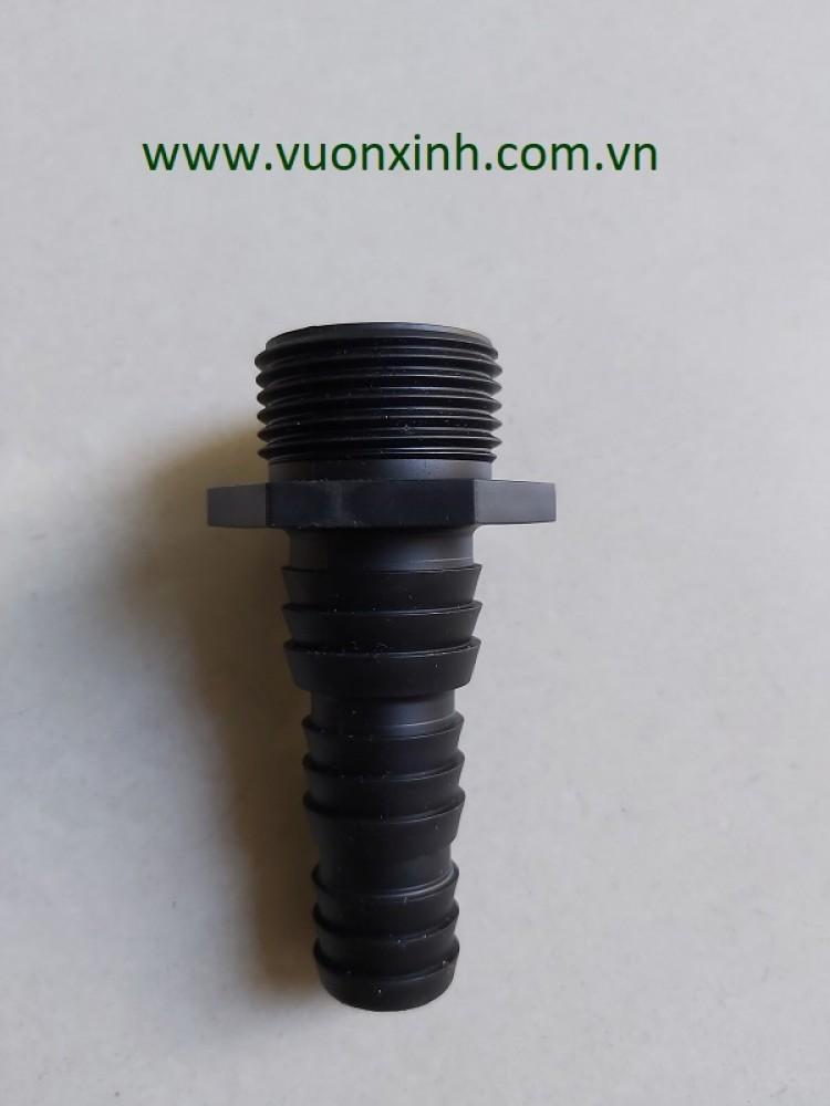 Adaptor ren ngoài 34 ra nối ống mềm