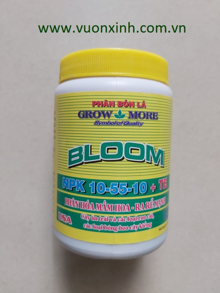 Bloom 10-55-10+TE 100g