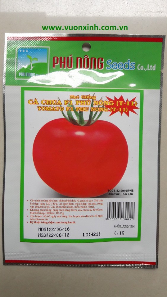 Cà chua F1 Phú Nông