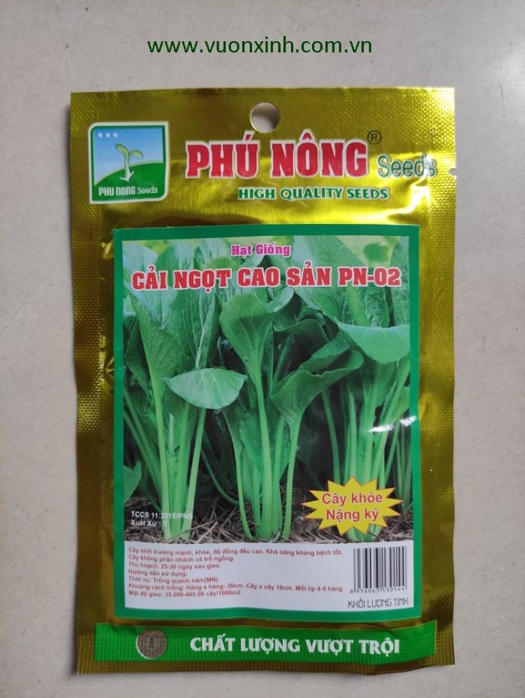 Cải ngọt cao sản PN_20gr
