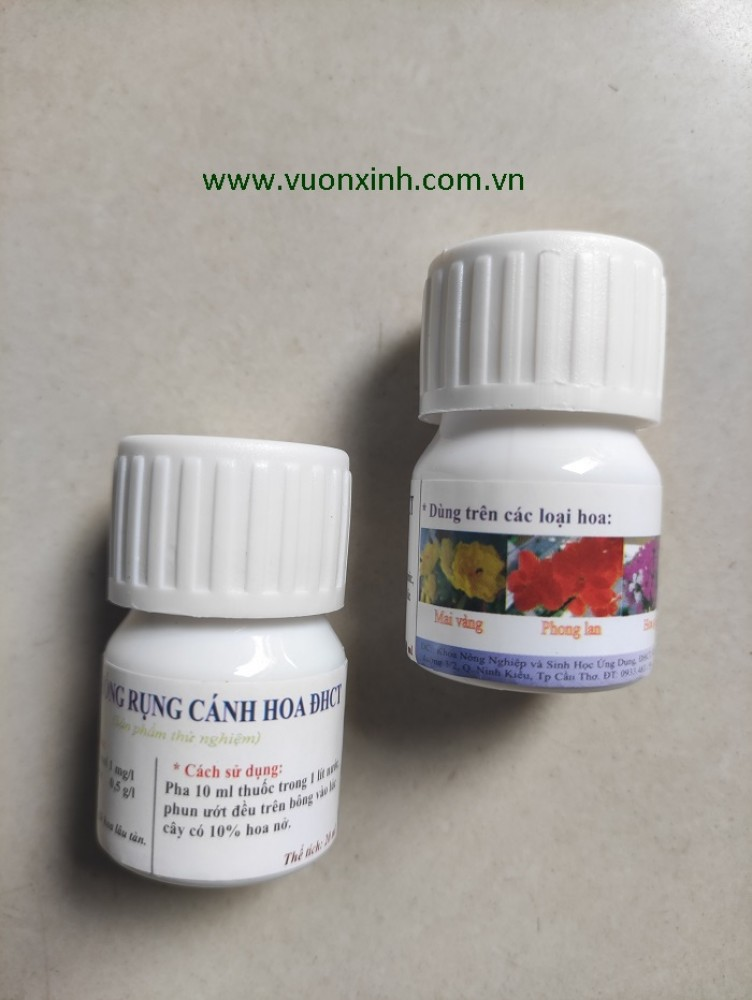 Chất chống rụng cánh hoa ĐHCT- 20ml