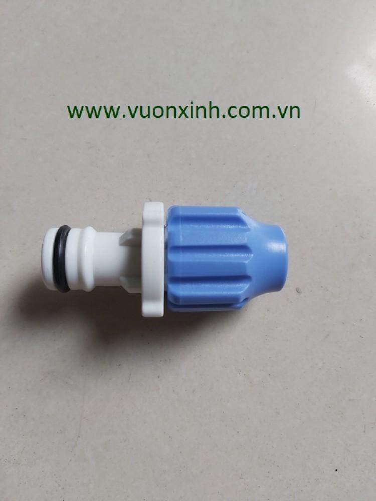 Cút nối nhanh 3326J với ống mềm 8,5