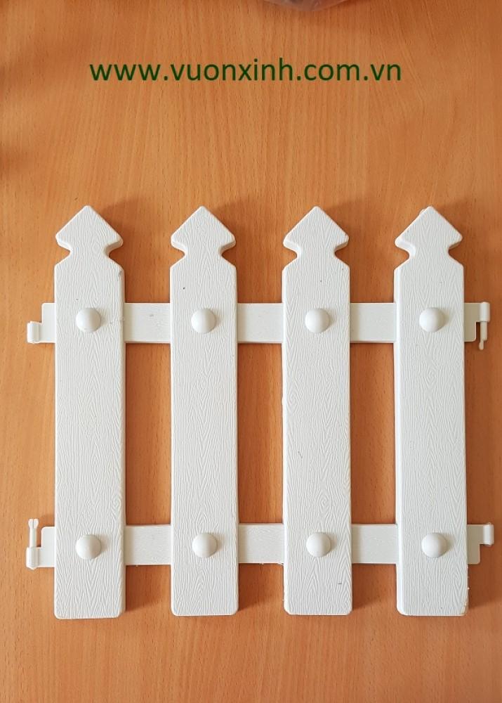Hàng rào nhựa 30x30