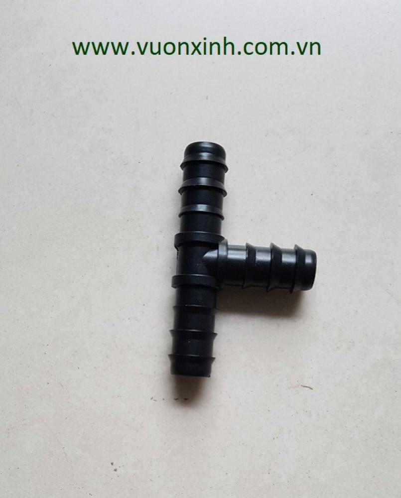 Khớp nối chữ T ống 16mm