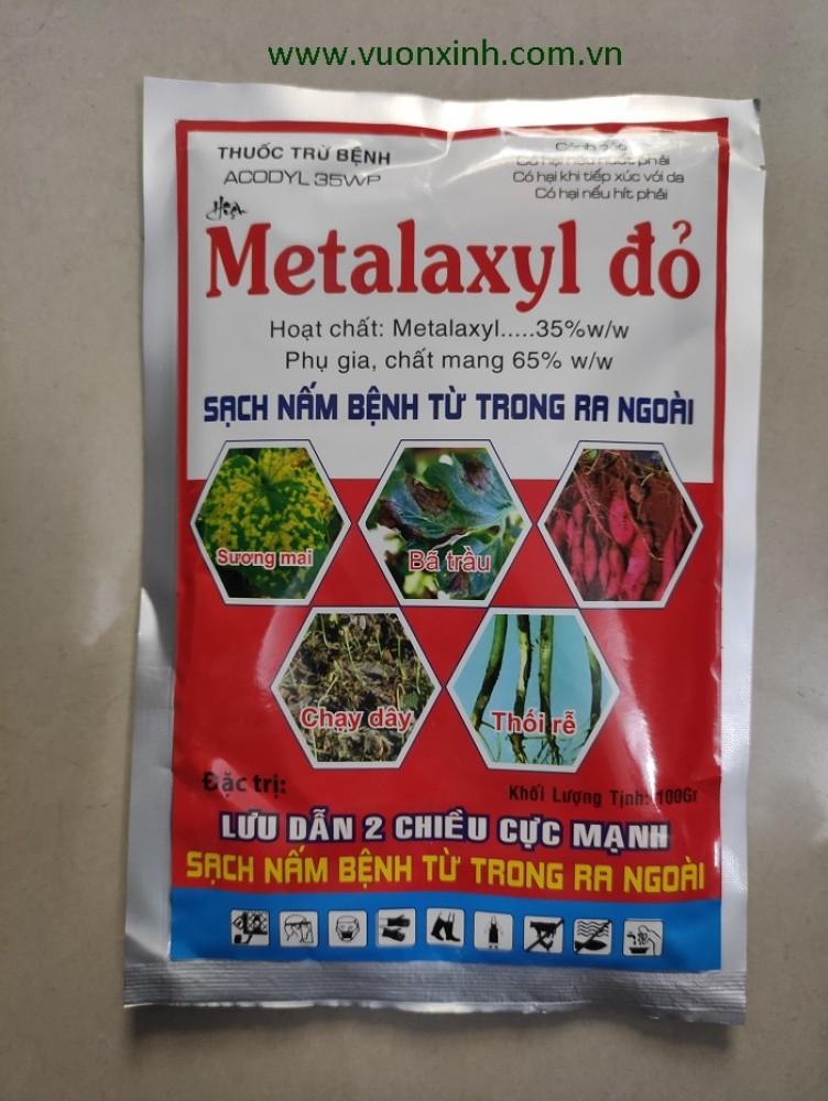 Metalaxyl Đỏ – Thuốc Trừ Bệnh ACODYL 35WP