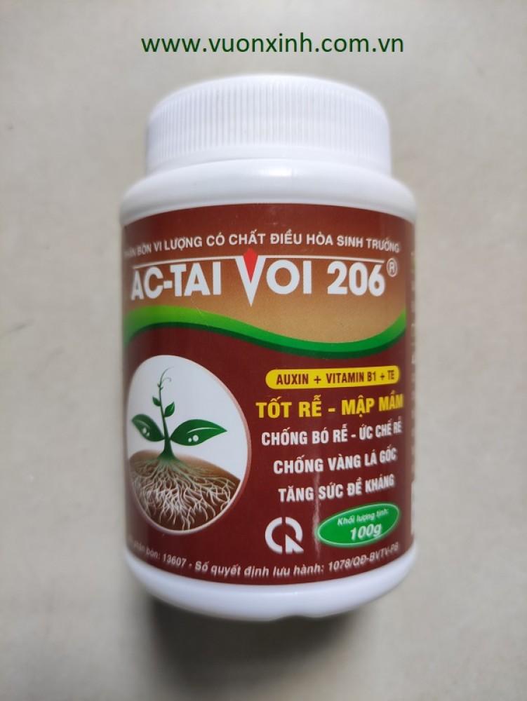 Phân bón vi lượng AC-TAI Vol 206