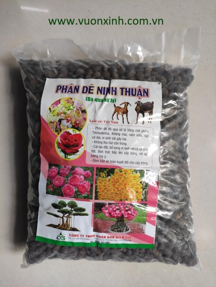 Phân Dê Ninh Thuận_1kg