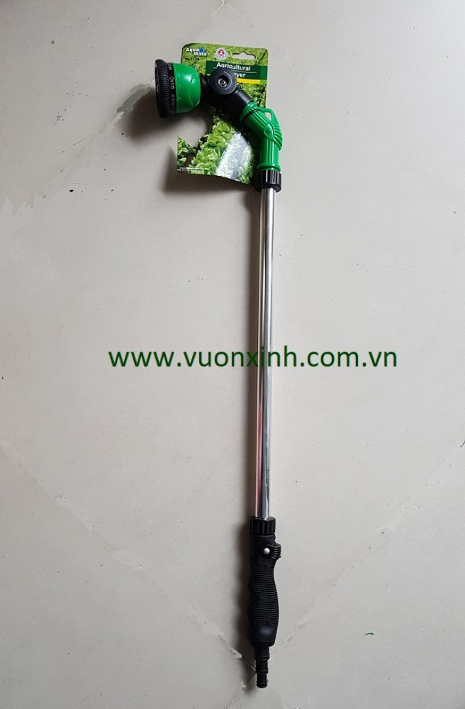 Súng tưới nước cần phun dài 70cm