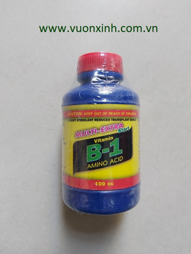 Vitamin B1 Thái Lan_100ml
