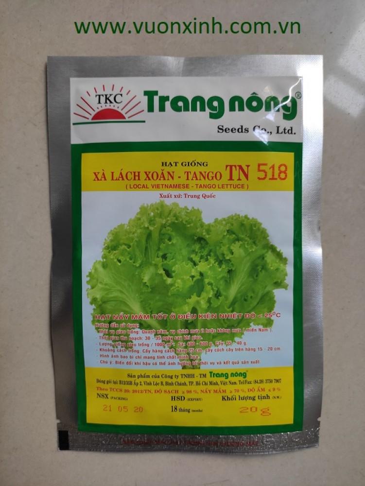 Xà lách Xoăn - Tango TN518